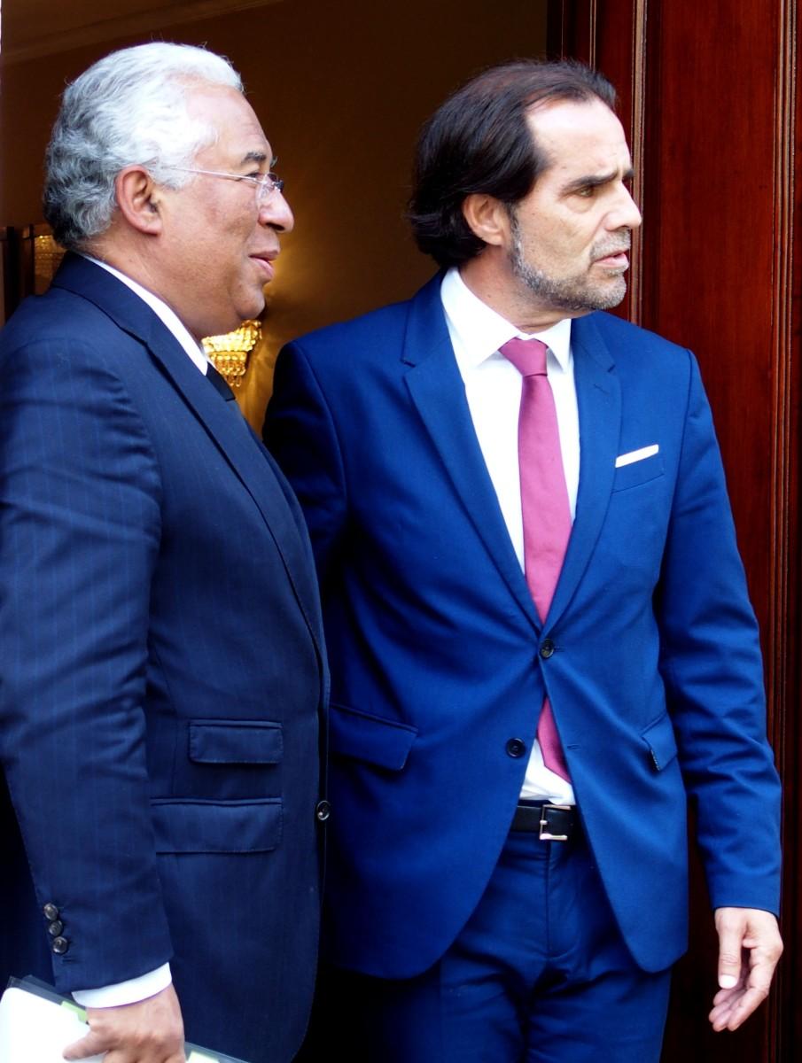 António Costa garante 50% da construção e equipamentos do novo Hospital