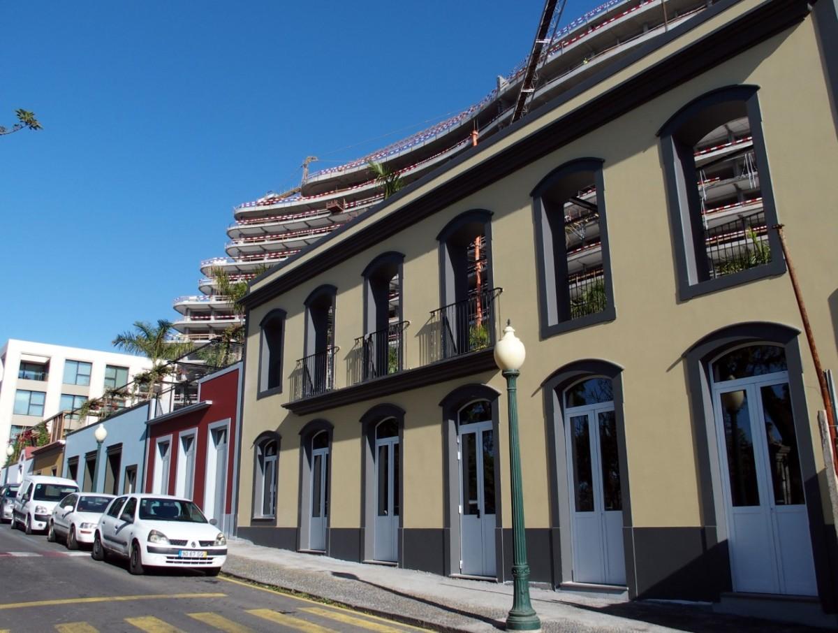 Rua Imperatriz Dona Amélia deverá encerrar durante cerca de cinco meses