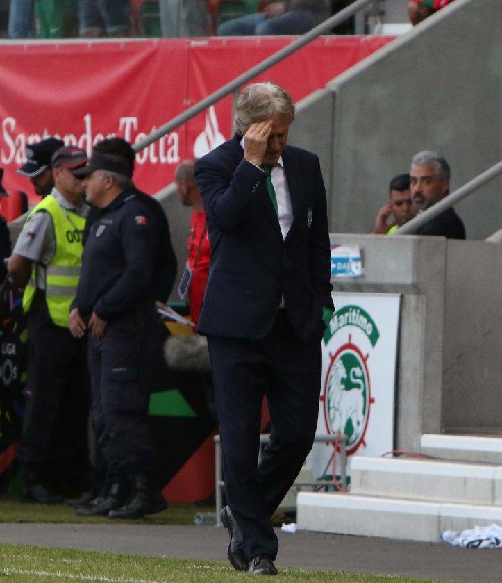 Jorge Jesus Maritimo-Sporting 2018 B